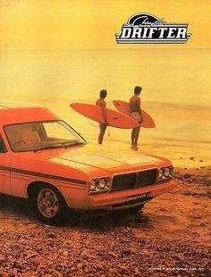 1977 CL Chrysler Drifter Panel Van Centrefold Page 2 Aussi…   Flickr