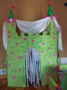 Cardboard Castle... I think, yes!