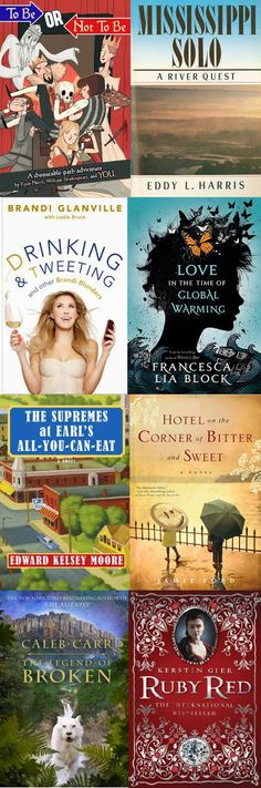 The staff of Carnegie-Stout Public Library pick some of our favorite reads of 2013 in the first of two posts: http://carnegiestout.blogspot.com/2013/12/our-favorite-books-of-2013-part-one.html