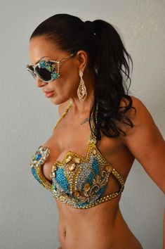 Bikini competition suit SALE Npc Posing competition bikini Divas Competition Fitness Ifbb suits By LauraG-crystals Ready for shipping