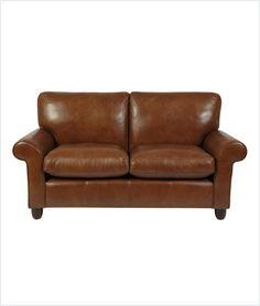 Leather Sofa Range at Laura Ashley - Abingdon