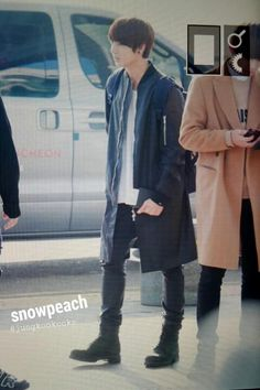 150307 BTS on to way to Taiwan for TRB Concert