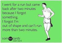 Haha so true. Can walk for days tho!