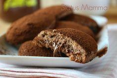 Biscotti alla nutella simil Grisbìperfetti per colazione o merenda, buoni a tutte le ore.