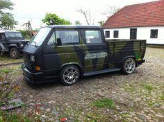 VW t3 doka 1990