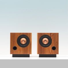 Fern & Roby Cubes Speakers