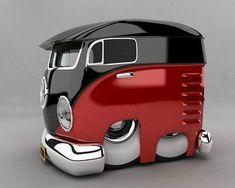 Auto Volkswagen, Vw T1, Weird Cars, Cool Cars, Cool Car Drawings, T1 Bus, Combi Vw, Hot Rods, Ferdinand Porsche