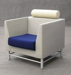 Lounge Armchair by Ettore Sottsass  #sottsass