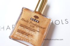 Nuxe Huile Prodigieuse OR Dry Oil Review