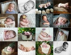 Newborn poses -  Pinned for Kidfolio, the parenting mobile app that makes sharing a snap. #babypics #kids #photography