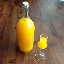 Rezept Mango-Likör von Das Tanja - Rezept der Kategorie Getränke