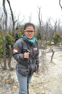 Death Forest, Papandayan Mountain, Garut, West Java