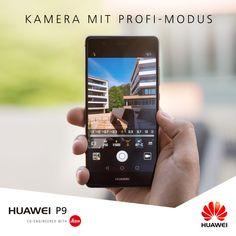 Für alle Profis und die, die es werden wollen: Der Profimodus des #HuaweiP9 lässt euch volle Kontrolle – wenn ihr wollt. Wie fotografiert ihr lieber: automatisch oder manuell?