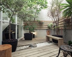 Zen Garden Home Design Ideas, Pictures, Remodel and Decor