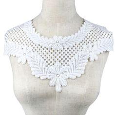 Lace Fabric Sewing Craft Trims DIY Neck Collar