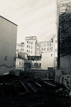 Prague yard