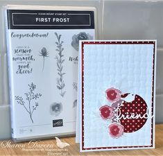 Rhapsody in Craft: AWHT Creative Show Case - March 2020 - Monochromatic Cards