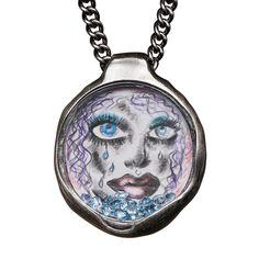 Jewelry Art, Fine Jewelry, Jewellery, Pocket Watch, Collaboration, 925 Silver, Luxury, Pendant, Schmuck
