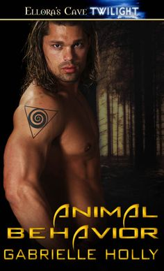 """Coming soon to Ellora's Cave """"Animal Behavior"""" book 1 in the Wolf's Mark series ♥"""