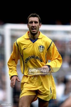 Jason Wilcox Leeds United