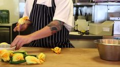Zucchini Flowers | Fifteen Stories | Fifteen Cornwall