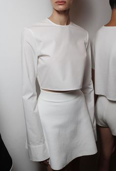 A play on sleeve 'proportion' idea that can be incorporated into the range. - Rachel