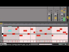 Ableton Live 9 Audio to MIDI: Whistling a bassline melody