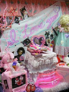 pink shrine edward i love you