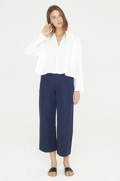 NEW ARRIVALS | Apiece Apart I like the proportions.