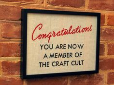 You are going to be in the new Craft Room!