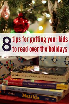 8 simple tips for making reading fun for kids while school is out!