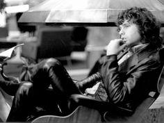 Jim Morrison - Observing it all in.