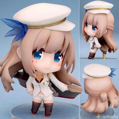 AmiAmi [Character & Hobby Shop] | Senkan Shoujo R - Mini Series: Lexington Complete Figure(Pre-order)