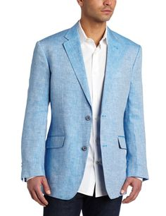 Robert Graham Men's Eclipse Jacket   , 100% cotton   , Dry Clean Only   , Single chest and flap hand pockets   , Show More  , Two-button single-breasted closure   , Made in Indonesia