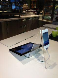 iPad Kasse GASTROFIX  in Self Service Kundenseitig