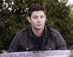 "strengthcas: "" Dean Winchester is me. This is my only emotion. (11x05) """