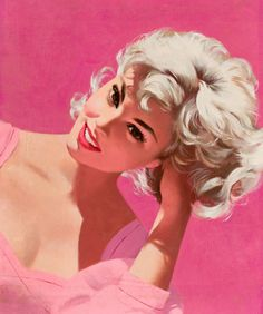 Masters of Illustrations - Jon Whitcomb: Pin Up and Cartoon Girls
