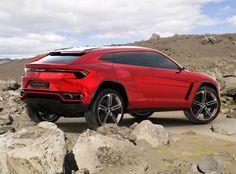 #Lamborghini #SUV, Urus