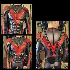 Dynamite Webber New 52 Nightwing Robin Cosplay, Male Cosplay, Cosplay Diy, Best Cosplay, Anime Cosplay, Cosplay Ideas, Gay Halloween Costumes, Cool Costumes, Cosplay Costumes