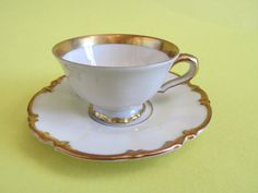 Vintage Hutschenreuther Selb Bavaria Germany LHS by euphoriaresale, $23.50