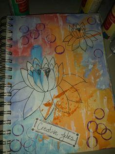 Flor de Lotto  By Creative Jules