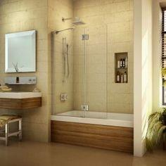 Sliding Shower Door Or Curtain