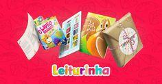 A Leiturinha acompanha sua família em todos os momentos de aprendizado e diversão. Receba todo mês em sua casa os melhores livros infantis, faça parte do nosso clube!