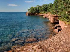 lake superior beach - Google Search