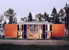 Casa container - Galeria de fotos | GrupoIRS