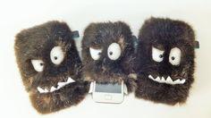 Monster Handyhülle der Bär in verschiedenen Größe von Sofeinsein auf DaWanda.com