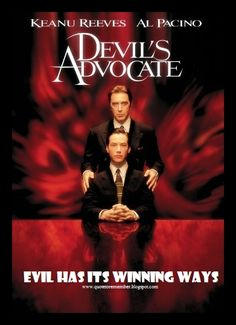 devils advocate quotes with photos | Quote to Remember: THE DEVILS ADVOCATE [1997]