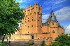 Alc�zar of Segovia, Spain  Please........ Like, repin   Share. 1000 Tanks!!