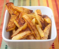 Low Carb Fries from CDKitchen.com