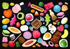 L'incroyable histoire des bonbons